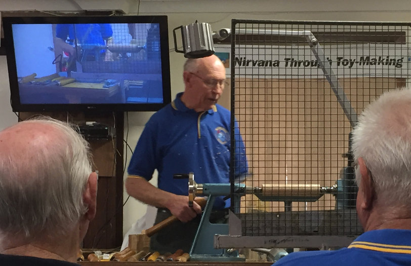 Woodturning Lessons