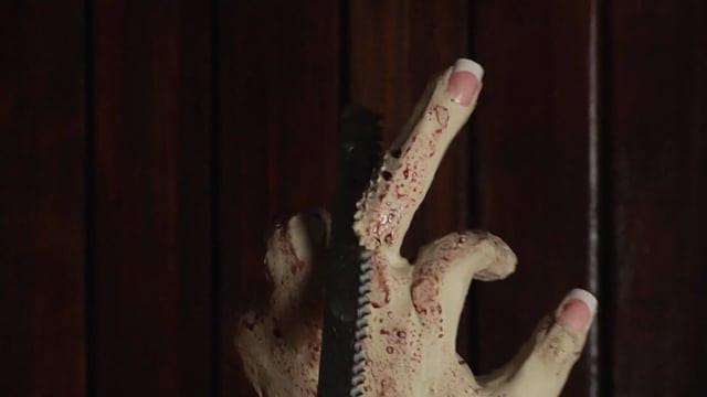 Plastiscene no.1, the hand, 2017