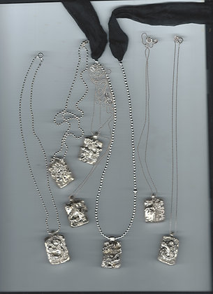 .925 Silver Daily Child Necklace