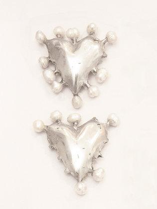 Virgin's Heart Earrings