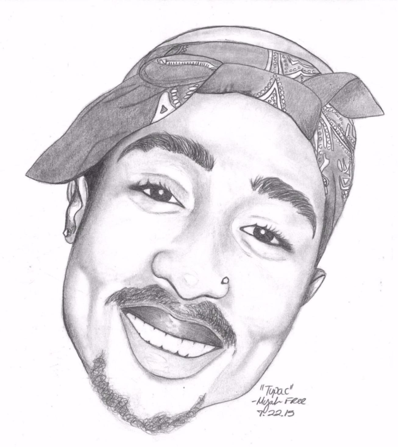 """""""Tupac Shakur"""" 2015"""