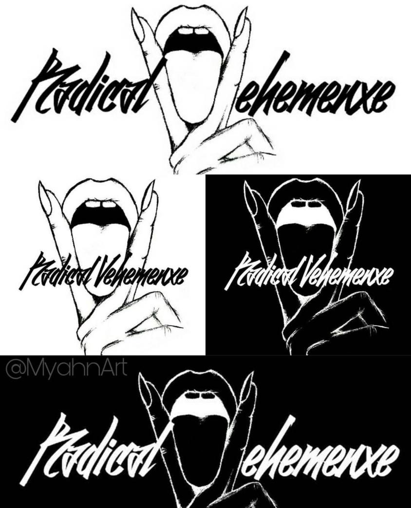 """""""Radical Vehemence"""" Logos 2017"""
