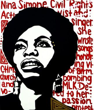 """Nina Simone"" 2017"