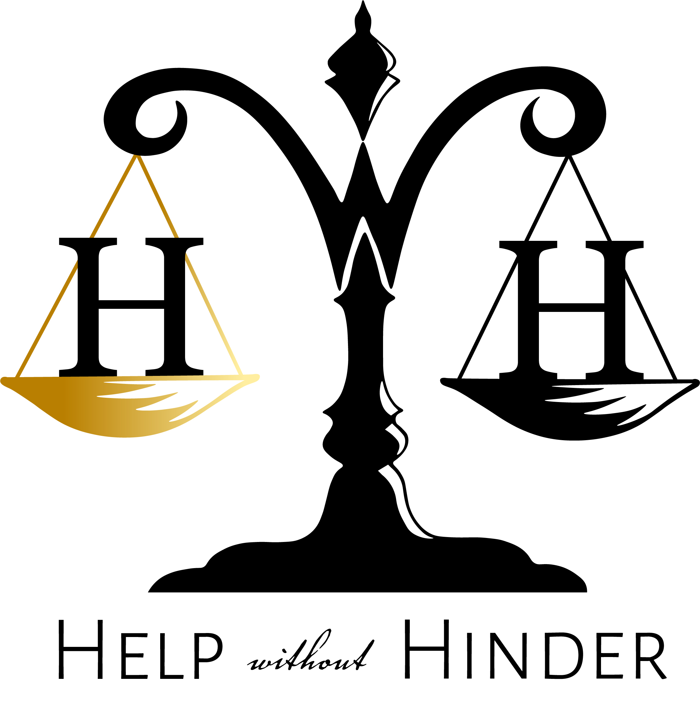 Help Without Hinder Logo