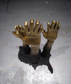 """""""Hands"""" 2018"""
