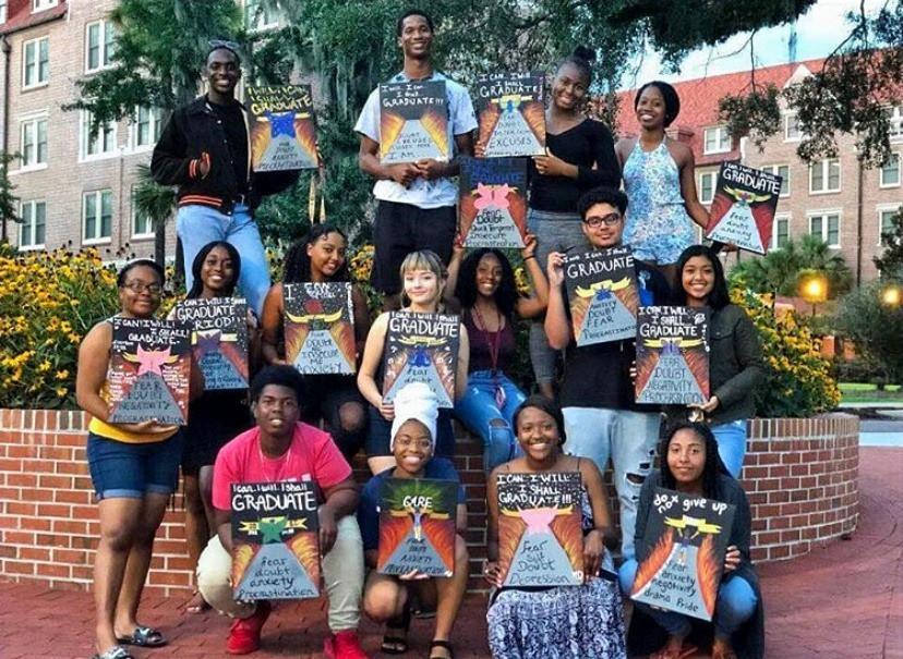 FSU CARE Ambassador Group 2018, Tallahassee, FL