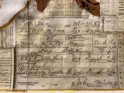 """""""Nostalgia: Freeman"""" 2020 (Census Records)"""