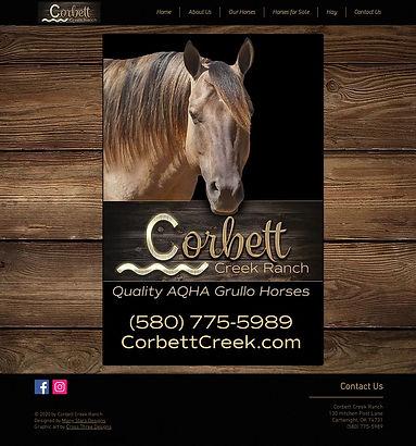Corbett Creek Ranch