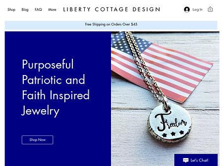 Liberty Cottage Design