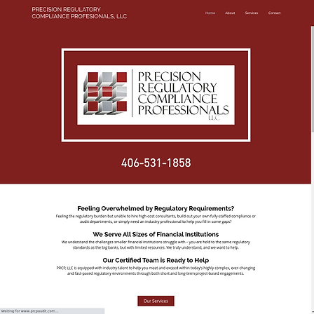 Precision Regulatory Compliance Professionals, LLC
