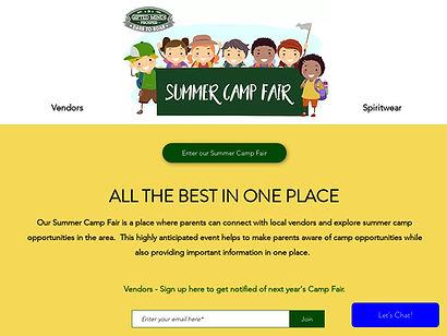 GMP Camp Fair