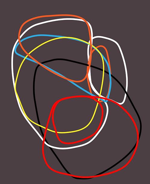 Ribbons  LD079