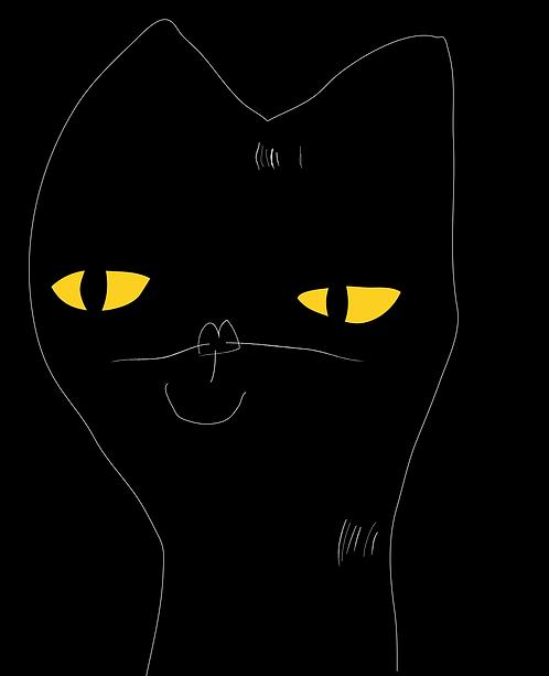 The Cat  AN112