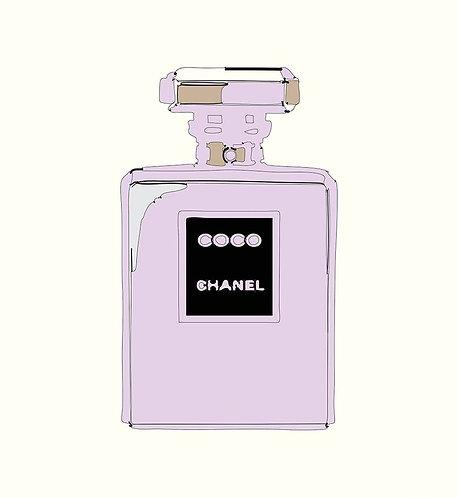 Chanel Noir Mauve FSH009