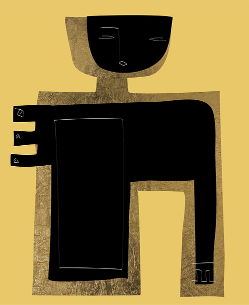 Yellow Man   MKL099