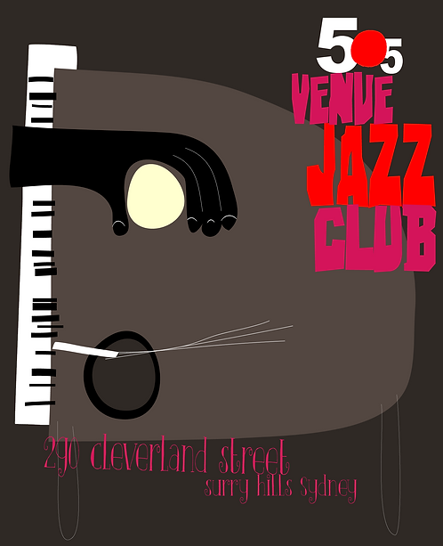 505 Venue Jazz Bar