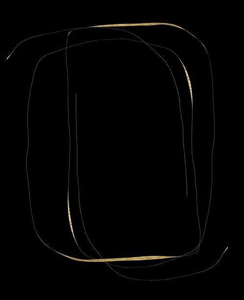 Gold Braclet LD072