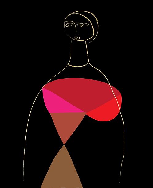 Bikini Girl  LD051