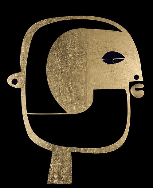 The Beaded Man MKL015