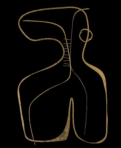 Gold Torso  PR111