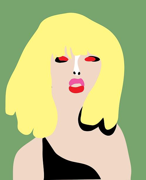 Debbie Harry  PR349
