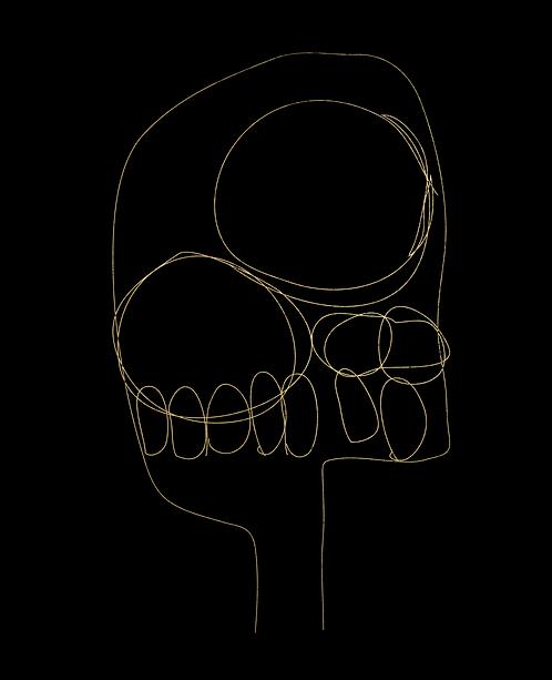 Skull Boy LD073
