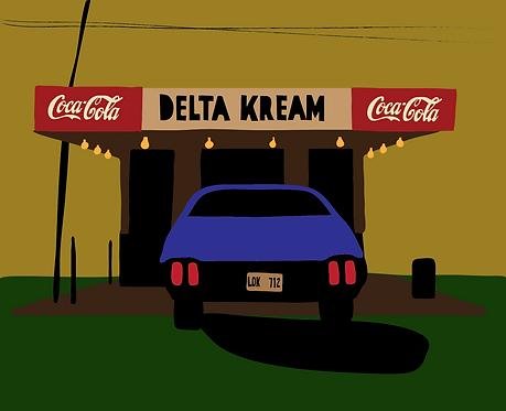The Delta Kream  FE207