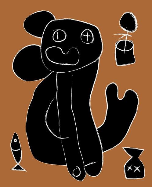 Koala's Picnic FE053