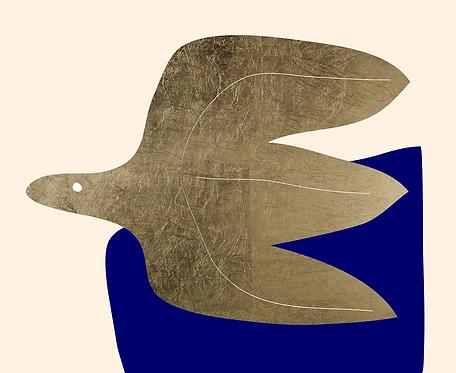 Bird Across the Pacific  MKL106