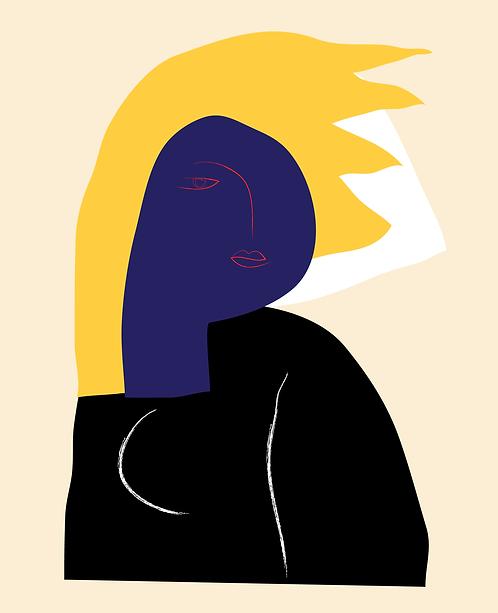 Blonde  FE066