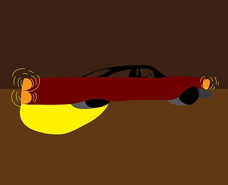 The Long Drive  FE206