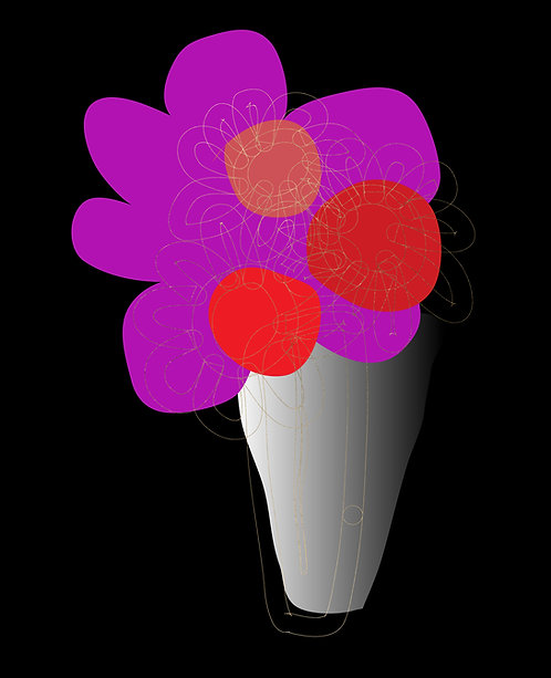 Sun Flower  FL060