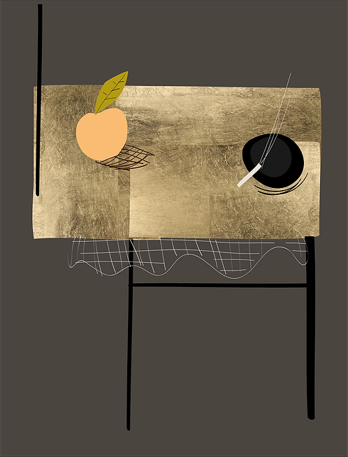 Peach & Cigarette SLG002