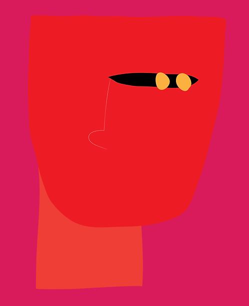 Popsicle Head FE077
