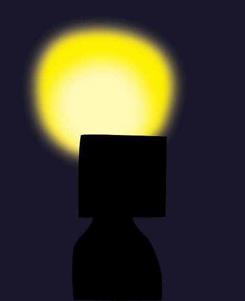 Ned Kelly Moonlight  KL063