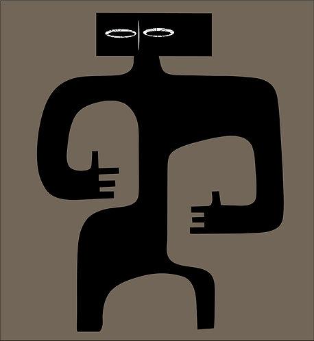 Dancing Man   KL042