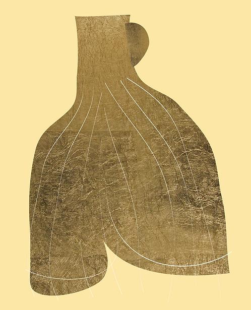 Silk Skirt  MKL101