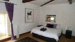 Peter Bainbridge hotel commissions Le Grand Courtiou France.