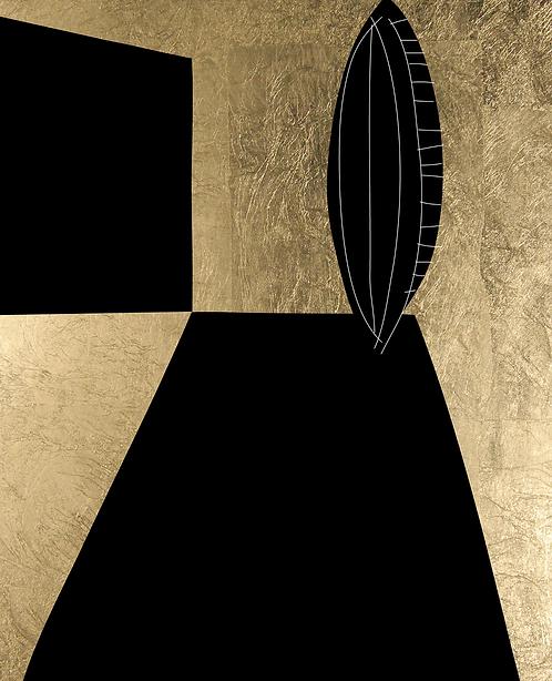 Leaf on Tablel  NO:013