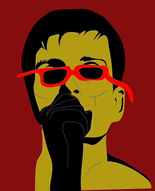 The Karaoke Singer  PR389