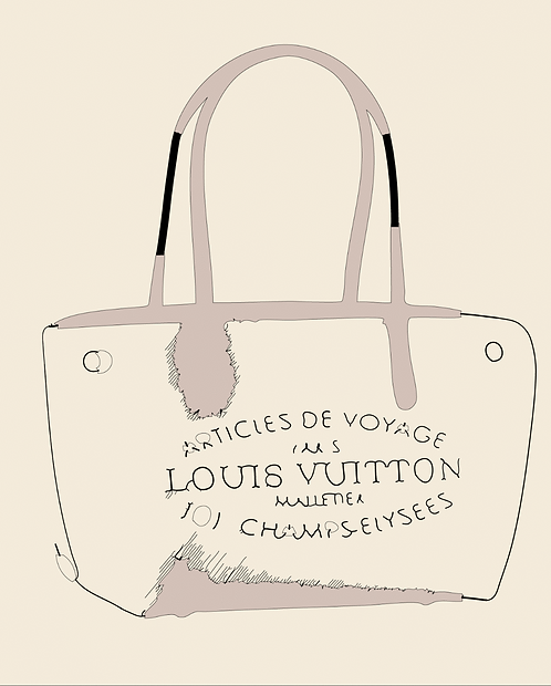 Louis Vuitton FSH024