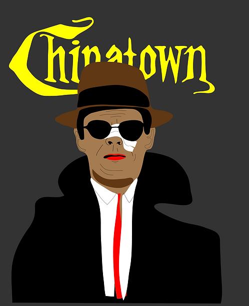 Jack Nickholson Chinatown  PR374
