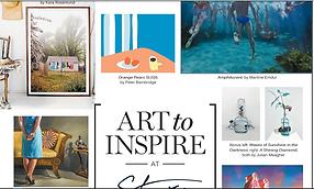Art to inspire, Fairfax press release Peter Bainbridge artist.
