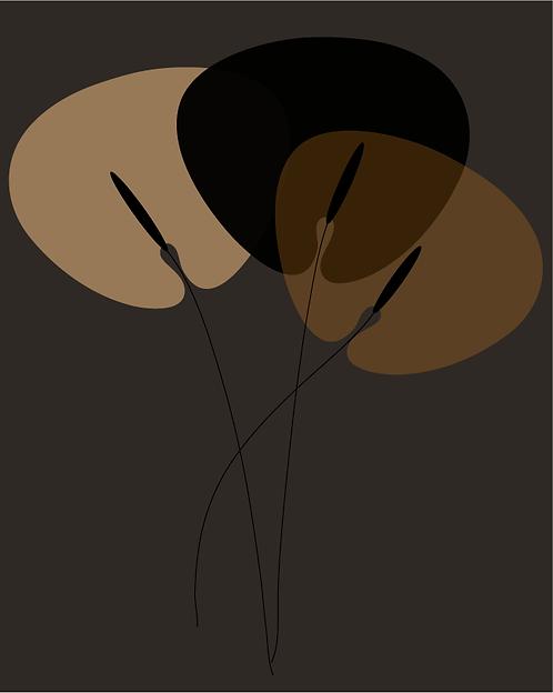 Mushroom Lillys    FL034