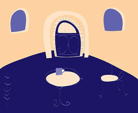 Cafe Tangier SL032
