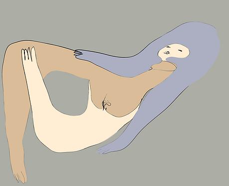 The Blue Venus  LD046