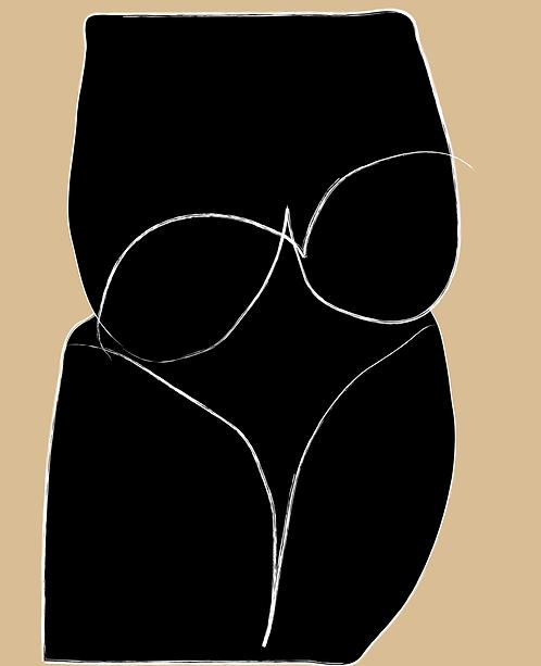 Woman in Black FE047