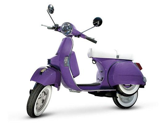 LML Indigo 2-T Man 125cc  (£2,199 + OTR)