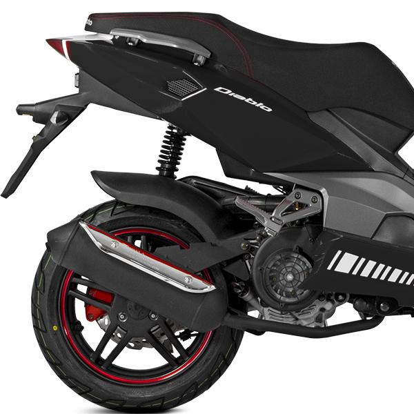 Lexmoto Diablo 125cc