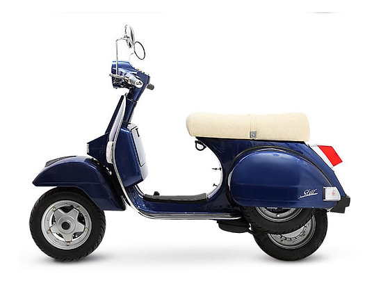LML Deep Blue 4-T Man 125cc  (£2,399 + OTR)